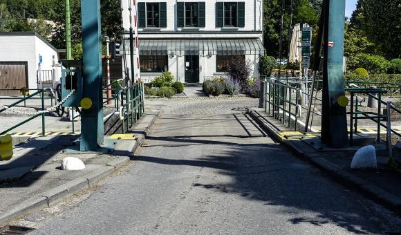 La ligne Cahrelroi-Erquelinnes