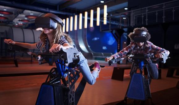 Le Space Flight Unit (c) Euro Space Center - dbcreation